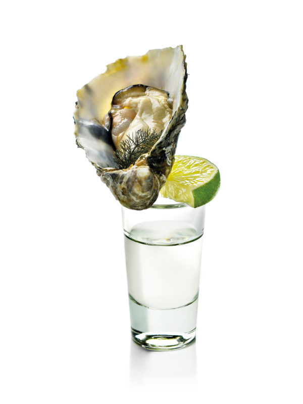 Elixir de Spa Oyster Shot