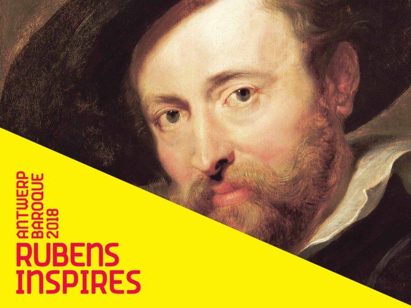 Antwerpen Barok 2018. Rubens inspireert
