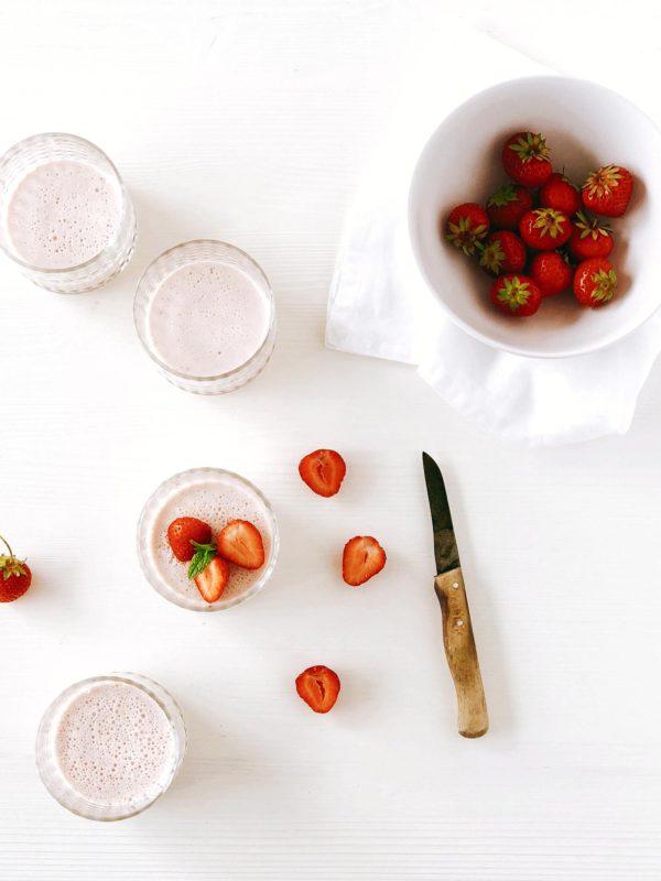 Aardbeienmousse Elixir de Spa