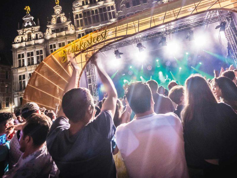 Elixir d'Anvers @ Bollekesfeest 2018
