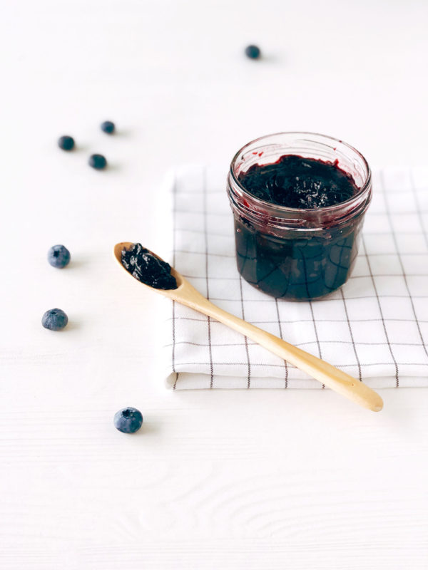 Elixir d'Anvers blauwe bessenconfituur