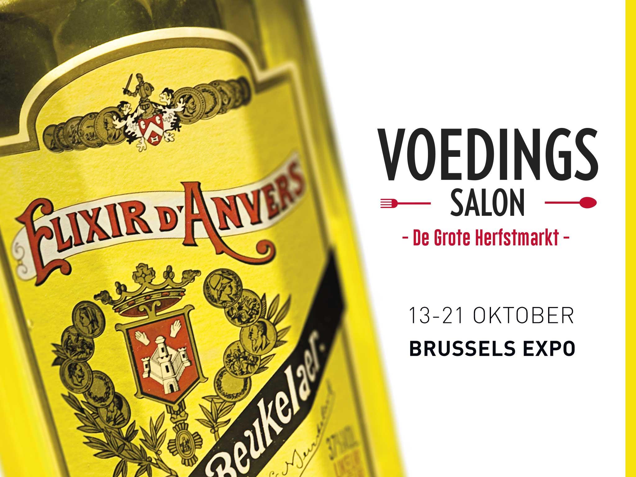 Elixir d'Anvers @ Voedingssalon 2018