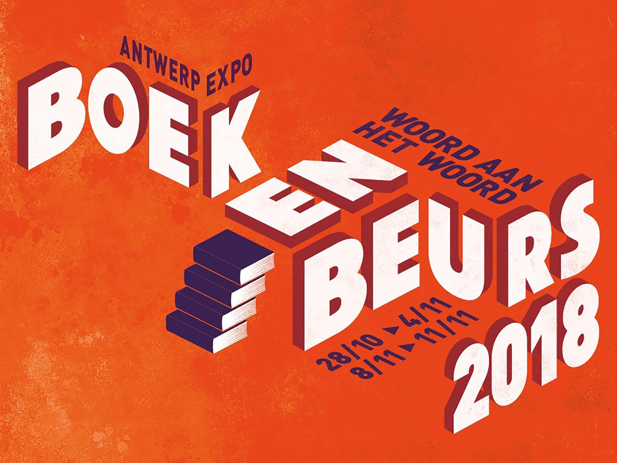 Elixir d'Anvers @ Boekenbeurs 2018