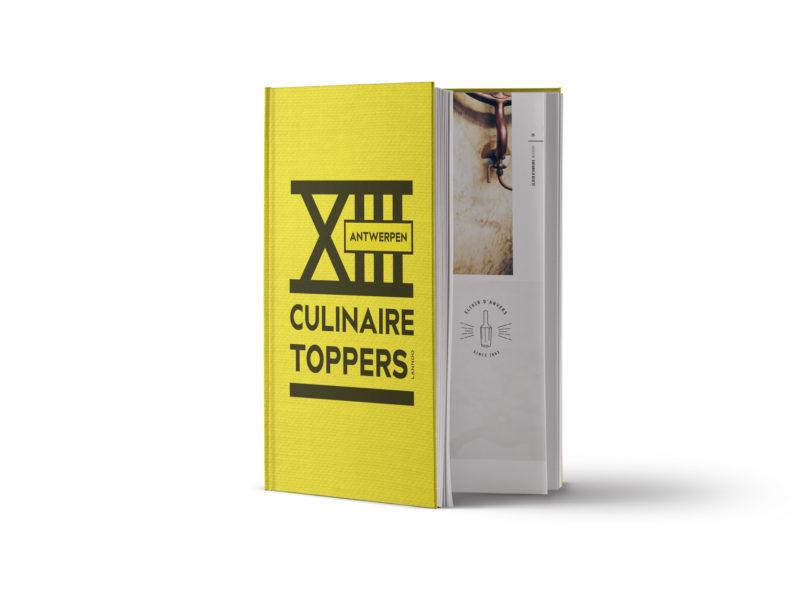 XIII Culinaire Toppers Antwerpen