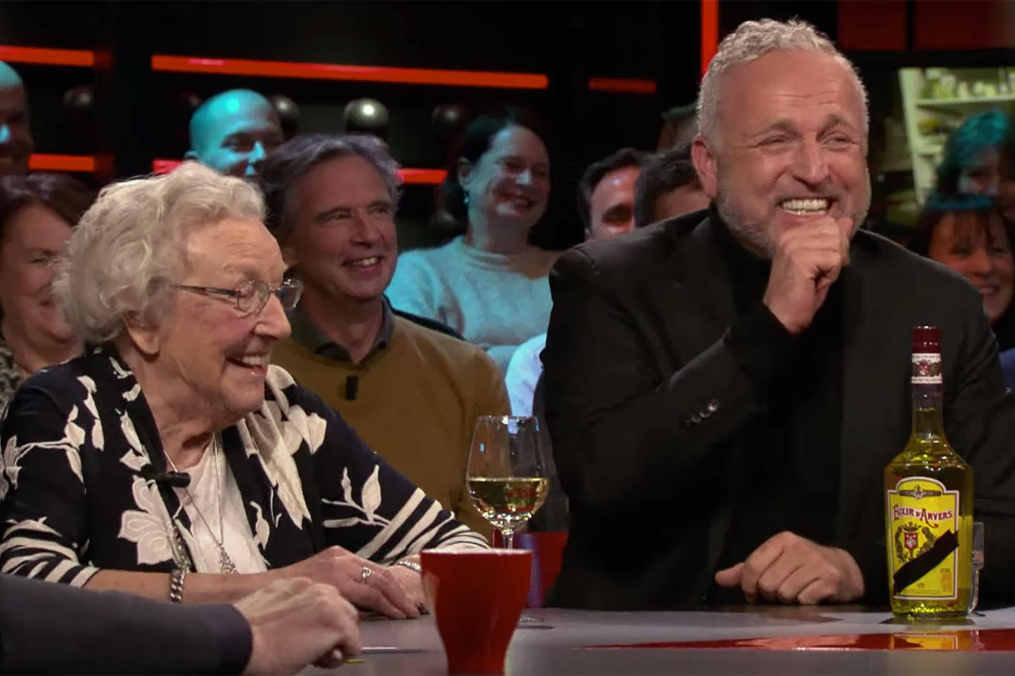 Wat is het geheim van de 101-jarige Lenie?