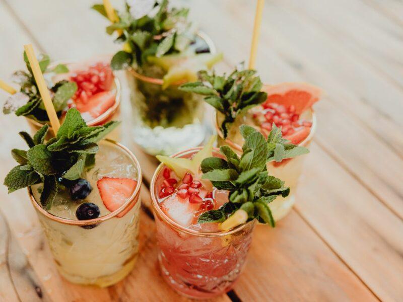 Ontdek onze heerlijke cocktails deze zomer bij BarBaar in Kontich