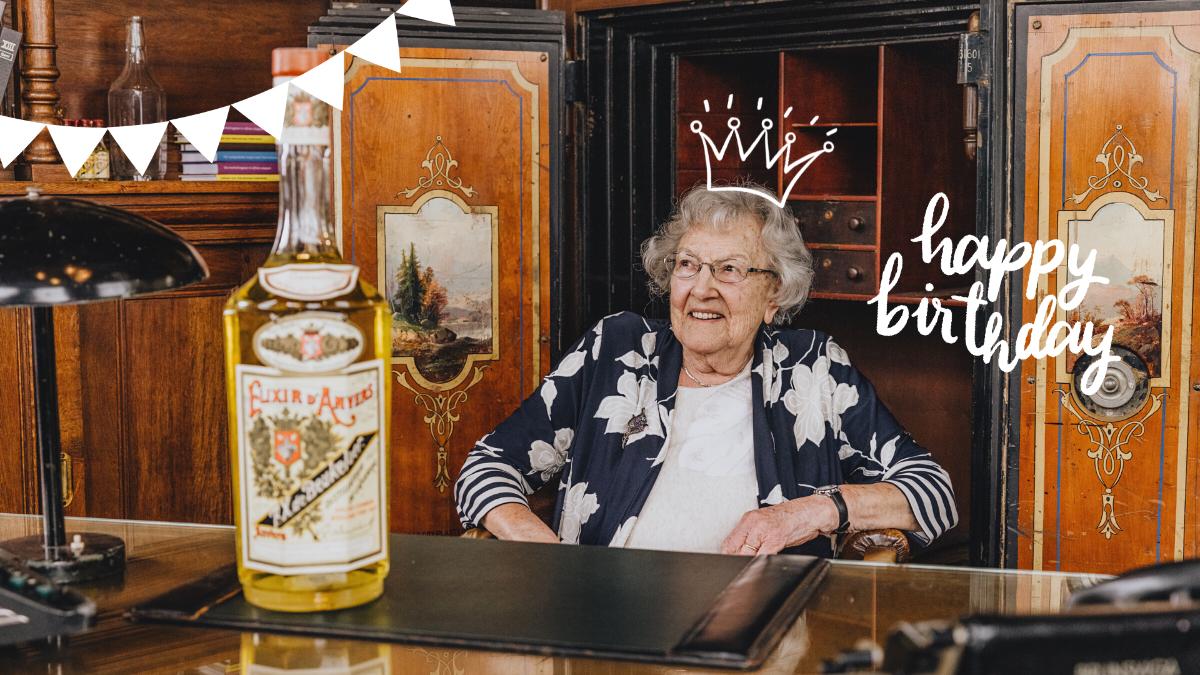 'Ons Lenie' wordt 103 en dat vieren we met een Elixirke!