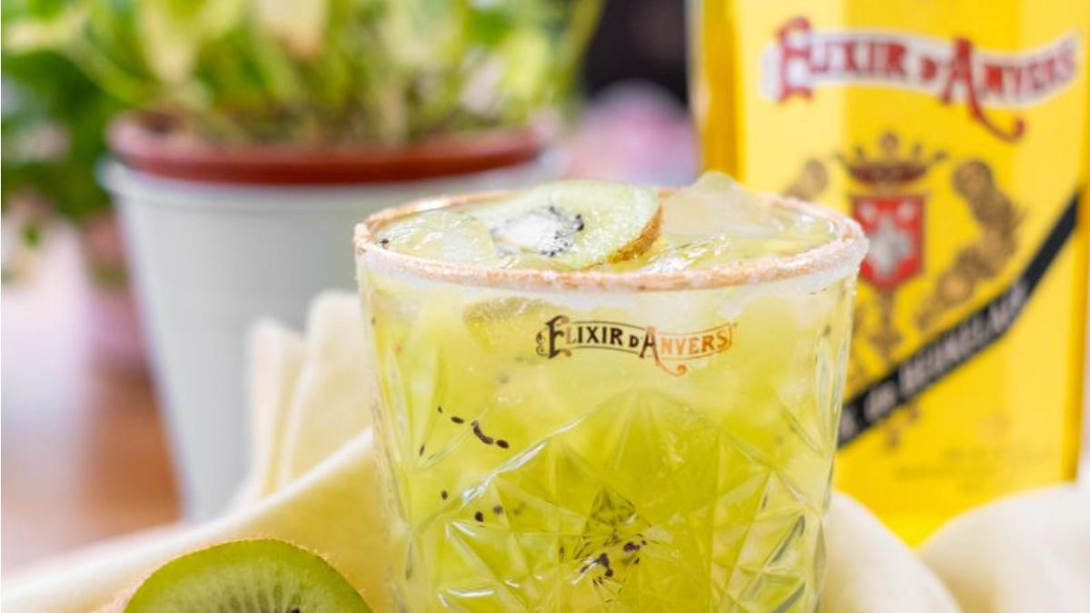 Geniet van onze zomerse recepten met Elixir d'Anvers