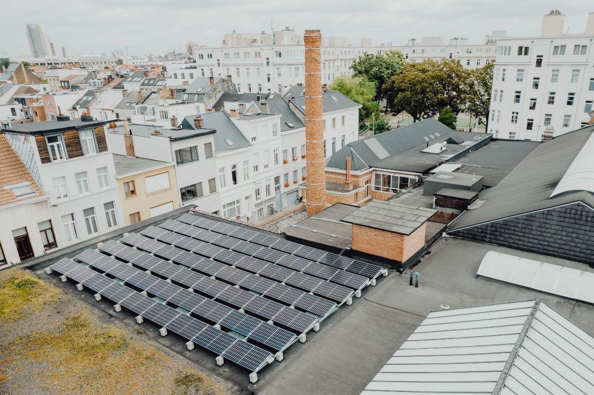 Elixir d'Anvers bouwt mee aan de energie van morgen